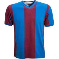 7d4dad9b27159 Camisa Liga Retrô San Lorenzo 1946 - Papa Francisco - Masculino