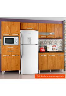 Cozinha Compacta Livia 8 Pt 2 Gv Caramelo