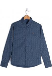 Camisa Masculina Amil Florença Comfort