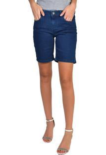 Bermuda Jeans Básica Yck'S - Kanui
