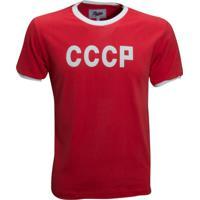 4fdcc63f9c Camisa Liga Retrô Cccp 1970 (União Soviética) - Masculino
