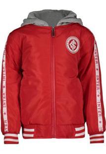 Jaqueta Infantil Internacional Escudo Masculina - Masculino