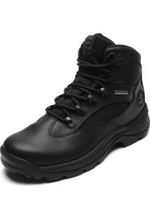 "Bota Timberland 6\"" Premium Boot Hock Preta"