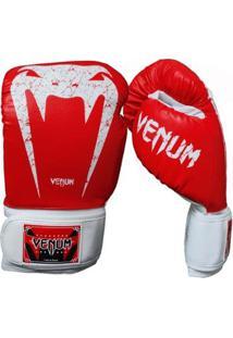 Luva De Boxe Venum Giant Brasil - Unissex
