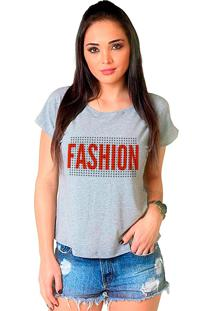 Camiseta Shop225 Fashion Mescla