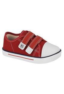 Sapato Molekinho 2133.652 Molekinho Vermelho