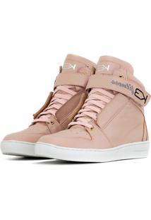 Sneaker K3 Fitness Stylish Rosãª
