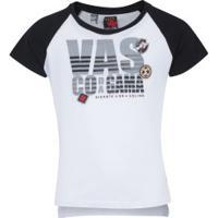 Camisetas Esportivas Centauro Vasco  2f384b286648f