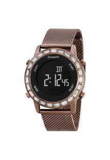 Relógio Champion Digital Feminino Ch48117R