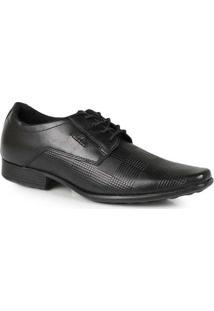 Sapato Social Masculino Pegada Peid Poule Preto