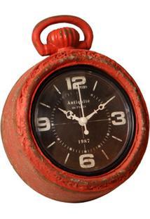 Relógio De Parede Decorativo Louis Bréguet De Metal