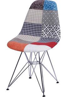 Cadeira Eames Dkr Or-1102Mix – Or Design - Estampado