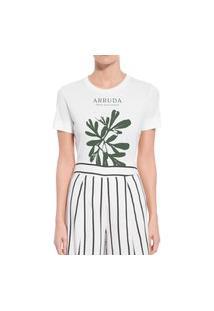 Camiseta Forseti Confort Arruda Branco