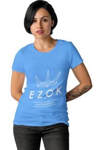 Camiseta Ezok Urban Azul Claro