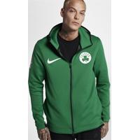 Jaqueta Nike Boston Celtics Therma Flex Showtime Masculina 65d575f97e888