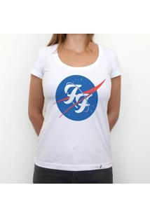 Ff - Camiseta Clássica Feminina