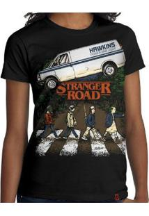 Camiseta Stranger Road