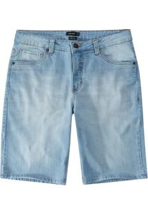 Bermuda Jeans Comfort Tradicional Malwee