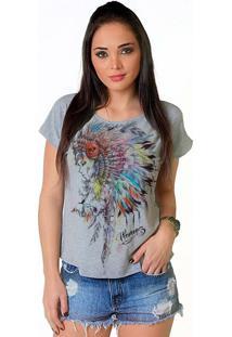 Camiseta Menina Apache