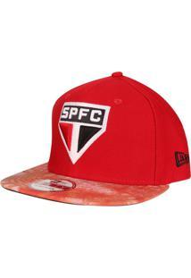 Boné New Era São Paulo 950 - Masculino-Vermelho e0852c5a787