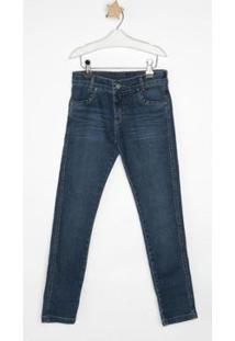 Calça Jeans Infantil Express Kiko Masculina - Masculino