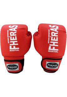 Luva Boxe Muay Thai Fheras New Trade - Unissex