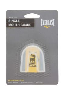 Protetor Bucal Everlast Single - Transparente