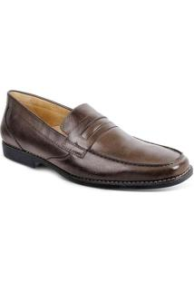 Sapato Social Loafer Sandro Moscoloni Toulouse Mar