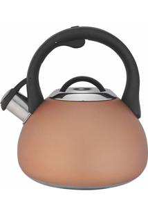 Chaleira Copa & Cia Premium Inox Bronze 2,8L - 30270
