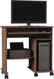 Mesa Para Computador C211 Nobre Fosco