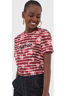Camiseta Cantão Margot Vermelha - Kanui