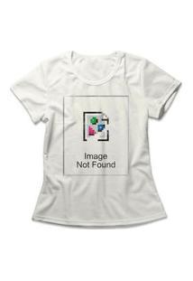 Camiseta Feminina Image Not Found Off-White