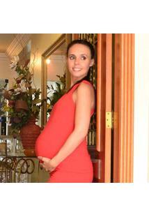 Camiseta Nadador Vermelho M - Rs01 Dica De Lingerie