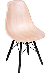 Cadeira Eames I Wood