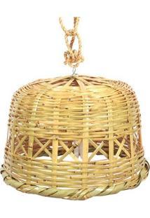 Lustre Bambu Rústico - Tupã