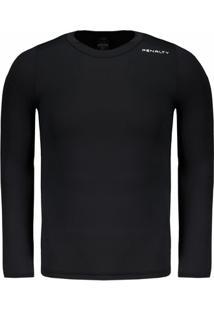 Camisa Térmica Penalty Matís Manga Longa Masculina - Masculino 55e0bf6265572