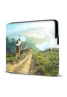 Capa Para Notebook Bike 15.6 À 17 Polegadas