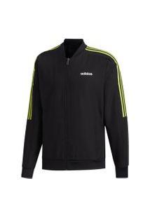 Jaqueta Adidas M Tc Trcktop Wv Preto