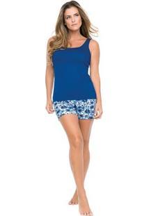 Pijama Azul Malwee Liberta