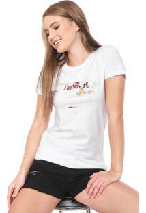 Camiseta Hurley Only The Islands Branca