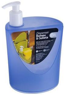 Dispenser Romeu & Julieta Azul 600Ml 10837/0461 - Coza - Coza