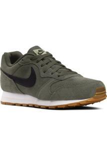 Tênis Nike Md Runner Suede Casual Masculino Aq9211-300