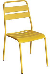 Cadeira Tropical Amarela