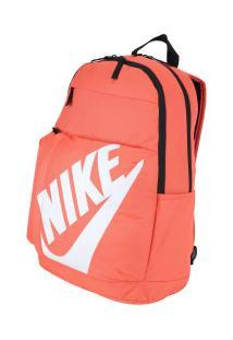 3ca567d7c Mochila Nike Elemental - 25 Litros - Laranja/Branco