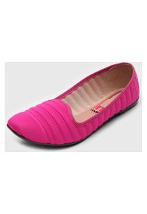 Slipper Moleca Texturizado Pink
