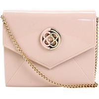 5532585259 Bolsa Petite Jolie Mini Bag Flap Express Feminina - Feminino-Rosa Claro