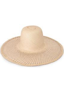 Chapéu De Palha Fia