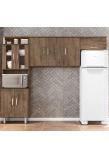 Cozinha Compacta 3 Peças Com Vidro Suíça - Poliman - Demolição