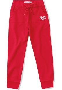 Calça Tigor T. Tigre - 44439I Vermelho