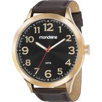 2bcd02a445e E Clock. Relógio Mondaine Masculino 83410Gpmvdh1